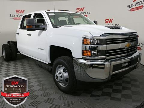 2018 Chevrolet Silverado 3500HD for sale in Pauls Valley, OK