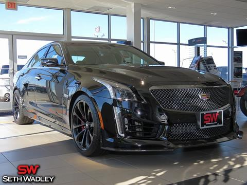 Cadillac Cts V For Sale In Ephrata Pa Carsforsale Com