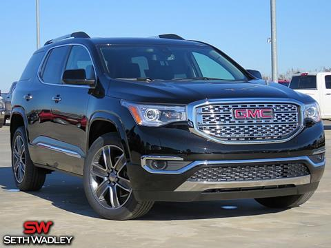 2019 GMC Acadia for sale in Pauls Valley, OK