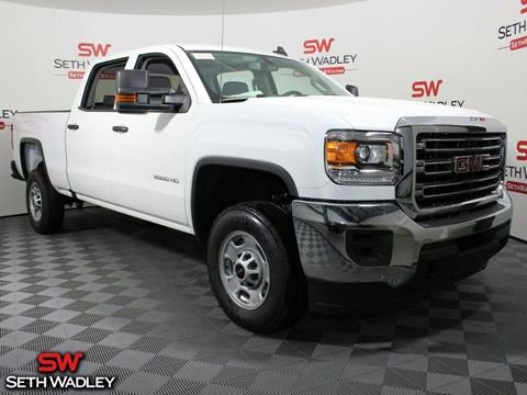 2016 GMC Sierra 2500HD for sale in Pauls Valley, OK