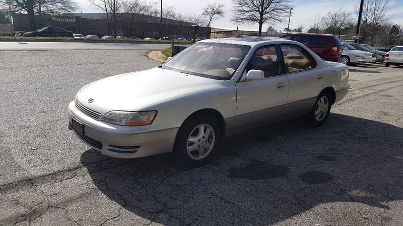 1994 Lexus ES 300 for sale at FABULOUS AUTO SALES in Conyers GA