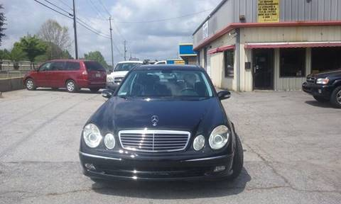 2006 Mercedes-Benz E-Class for sale in Conyers, GA