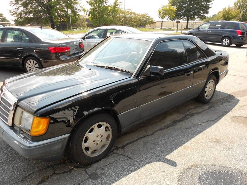 1990 Mercedes-Benz 300-Class for sale at FABULOUS AUTO SALES in Conyers GA