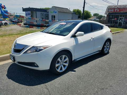2010 Acura ZDX for sale in Dundalk, MD