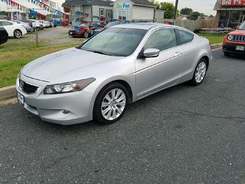 2010 Honda Accord for sale in Dundalk, MD
