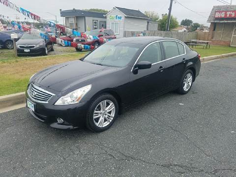 2011 Infiniti G37 Sedan for sale in Dundalk, MD