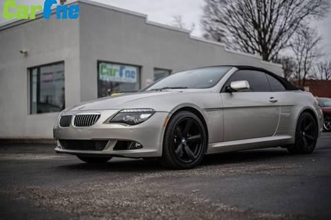 BMW Series For Sale In Maryland Carsforsalecom - 2008 bmw 645ci