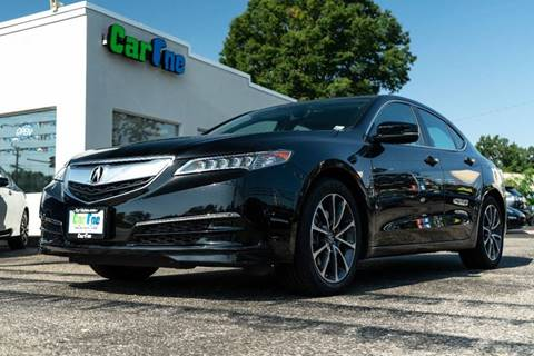 Acura Tlx For Sale >> Acura Tlx For Sale In Essex Md Car One