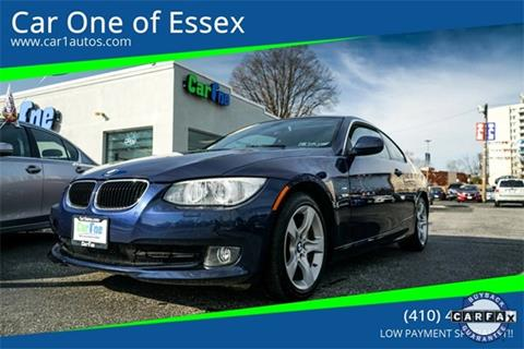 2013 BMW 3 Series for sale in Essex, MD