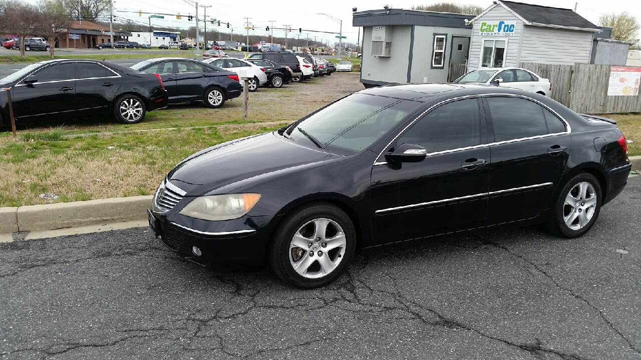 connected for acura rl s sale