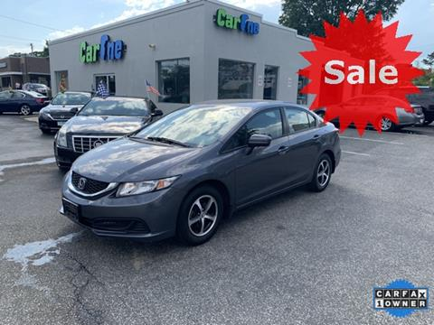 2015 Honda Civic for sale in Essex, MD