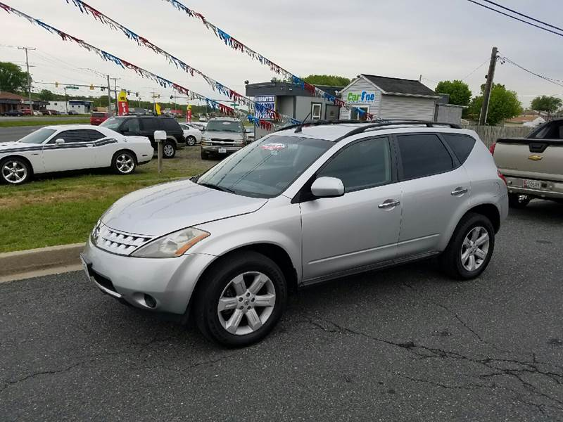 2006 Nissan Murano S In Essex MD - Car One of Essex
