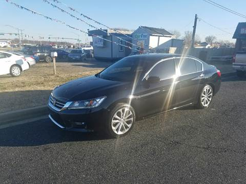2014 Honda Accord for sale in Dundalk, MD