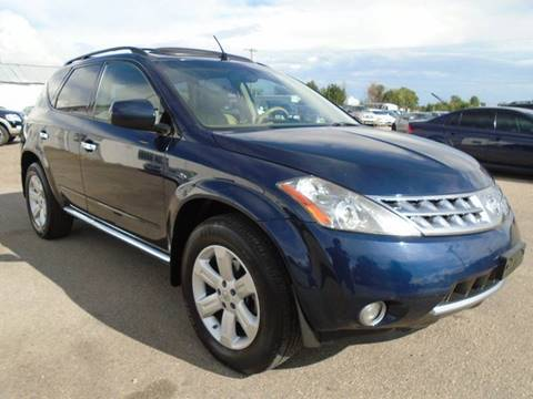 2006 Nissan Murano for sale in Berthoud, CO