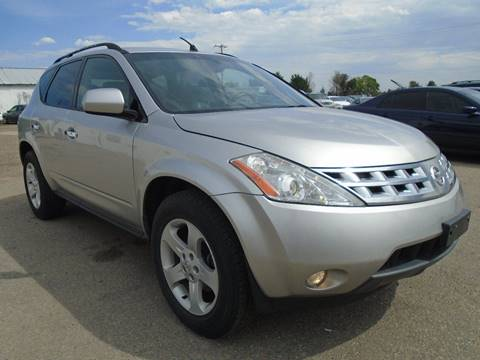 2003 Nissan Murano for sale in Berthoud, CO
