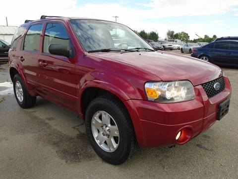 2007 Ford Escape for sale in Berthoud, CO