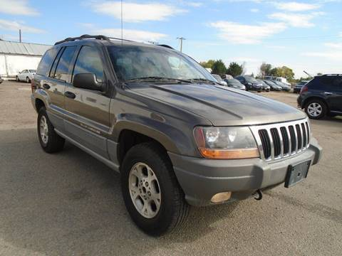 2000 Jeep Grand Cherokee for sale in Berthoud, CO