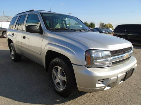 2006 Chevrolet TrailBlazer for sale in Berthoud, CO