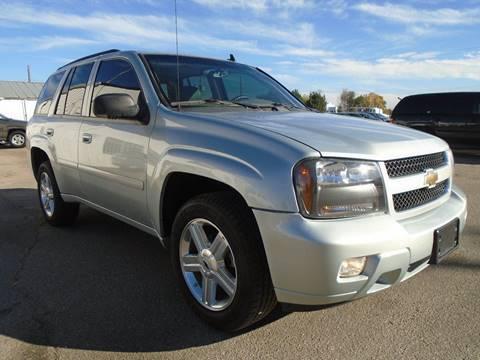 2008 Chevrolet TrailBlazer for sale in Berthoud, CO