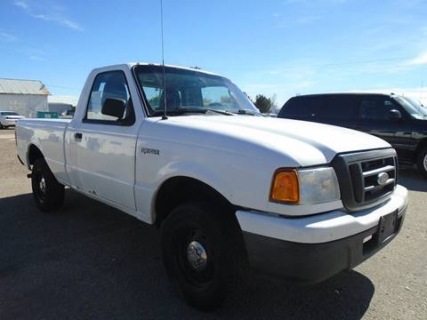 2005 Ford Ranger for sale in Berthoud, CO