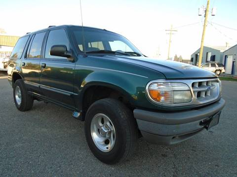 1996 Ford Explorer for sale in Berthoud, CO