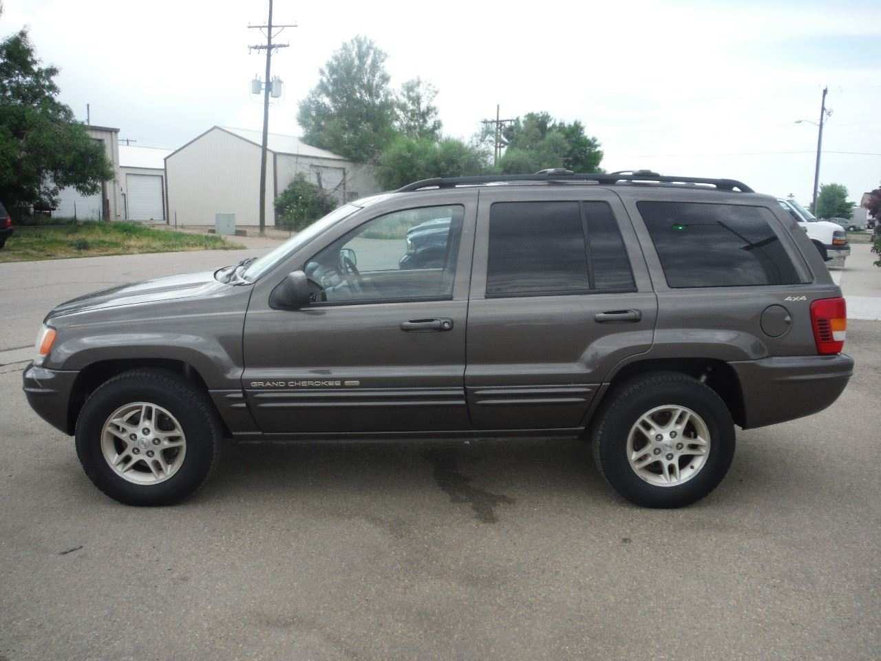 1999 Jeep Grand Cherokee 4dr Limited 4wd Suv In Berthoud Co Antera Contact