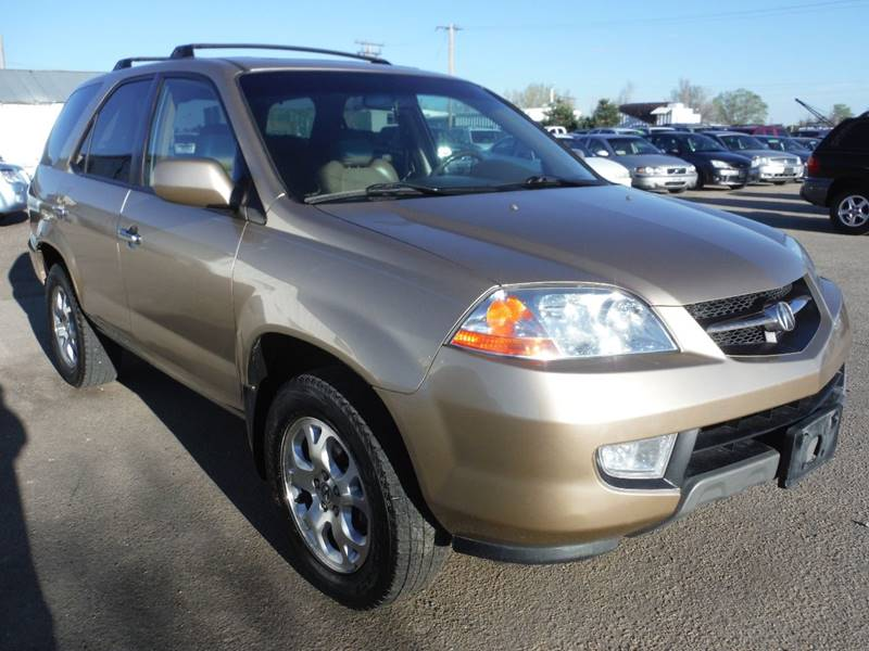 Acura Mdx Touring WD Dr SUV In Berthoud CO Antera Auto Sales - Acura mdx 2001 for sale
