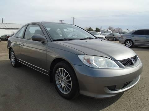2005 Honda Civic for sale in Berthoud, CO