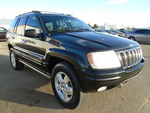 2003 Jeep Grand Cherokee for sale in Berthoud, CO