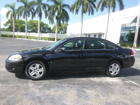 2007 Chevrolet Impala for sale in Pompano Beach, FL