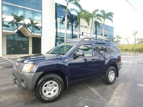 2008 Nissan Xterra for sale in Pompano Beach, FL