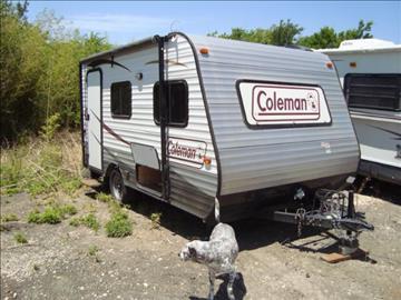 2016 Coleman CTS14FD