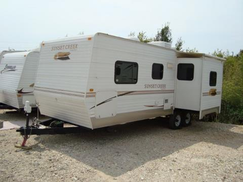 2009 Sunny Brook 266RB