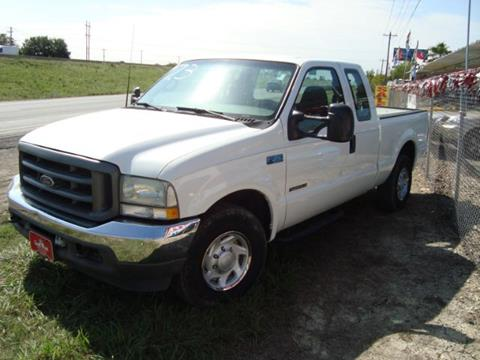 2002 Ford F-350 Super Duty for sale in Buda, TX