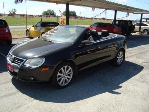 2009 Volkswagen Eos for sale in Buda, TX