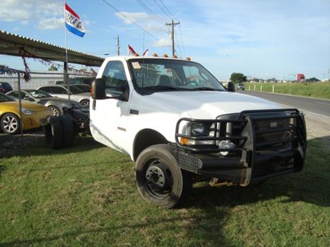 2004 Ford F-550 for sale in Buda, TX