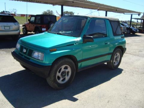 1995 GEO Tracker for sale in Buda, TX