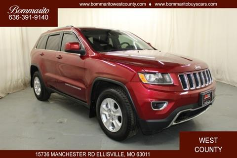 2015 Jeep Grand Cherokee for sale in Ellisville, MO
