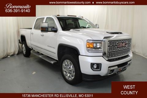 2019 GMC Sierra 2500HD for sale in Ellisville, MO