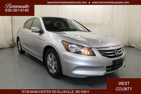 2011 Honda Accord for sale in Ellisville, MO