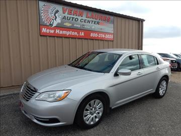 2012 Chrysler 200 for sale in New Hampton, IA