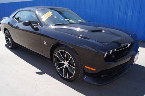 2016 Dodge Challenger for sale at American Auto Sales in Sacramento CA
