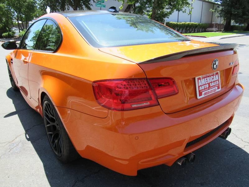 2013 BMW M3 In Sacramento CA  AMERICAN AUTO SALES