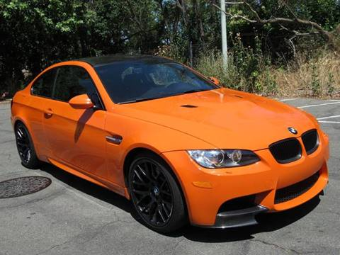 2013 BMW M3 for sale at American Auto Sales in Sacramento CA