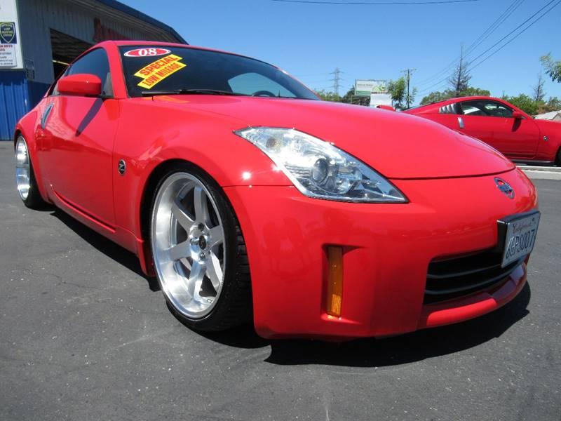 2008 Nissan 350Z Enthusiast In Sacramento CA - AMERICAN AUTO SALES