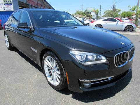 2014 BMW 7 Series for sale in Sacramento, CA