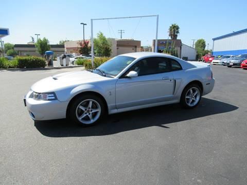 2003 Ford Mustang SVT Cobra for sale in Sacramento, CA