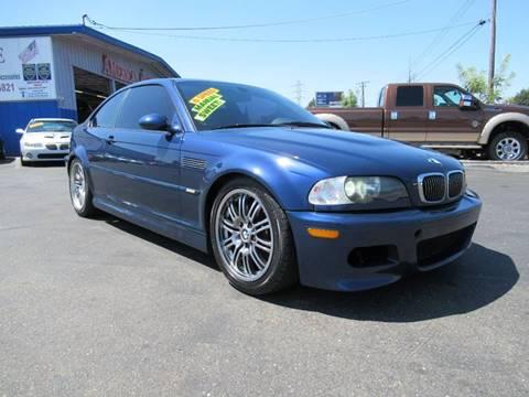 2004 BMW M3 for sale in Sacramento, CA