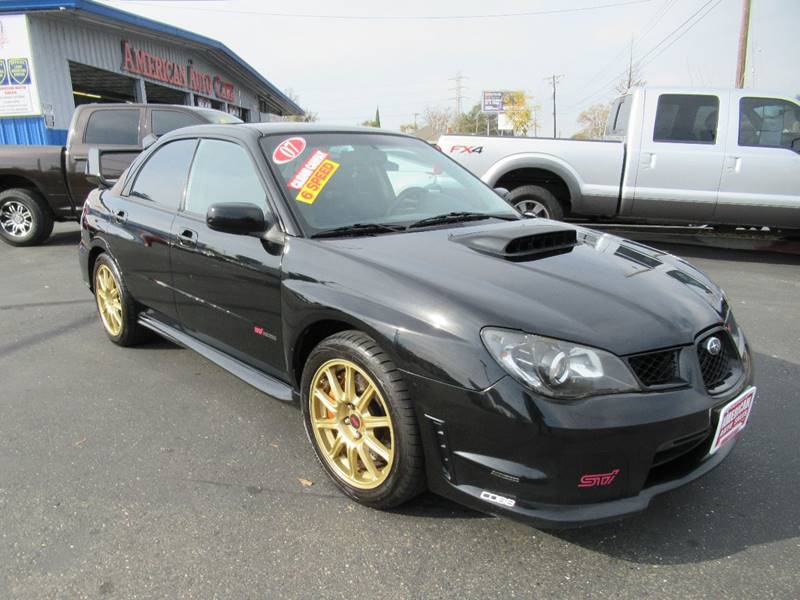 Wrx Sti For Sale >> 2007 Subaru Impreza Wrx Sti American Auto Sales