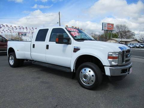 2008 Ford F-450 Super Duty for sale at American Auto Sales in Sacramento CA